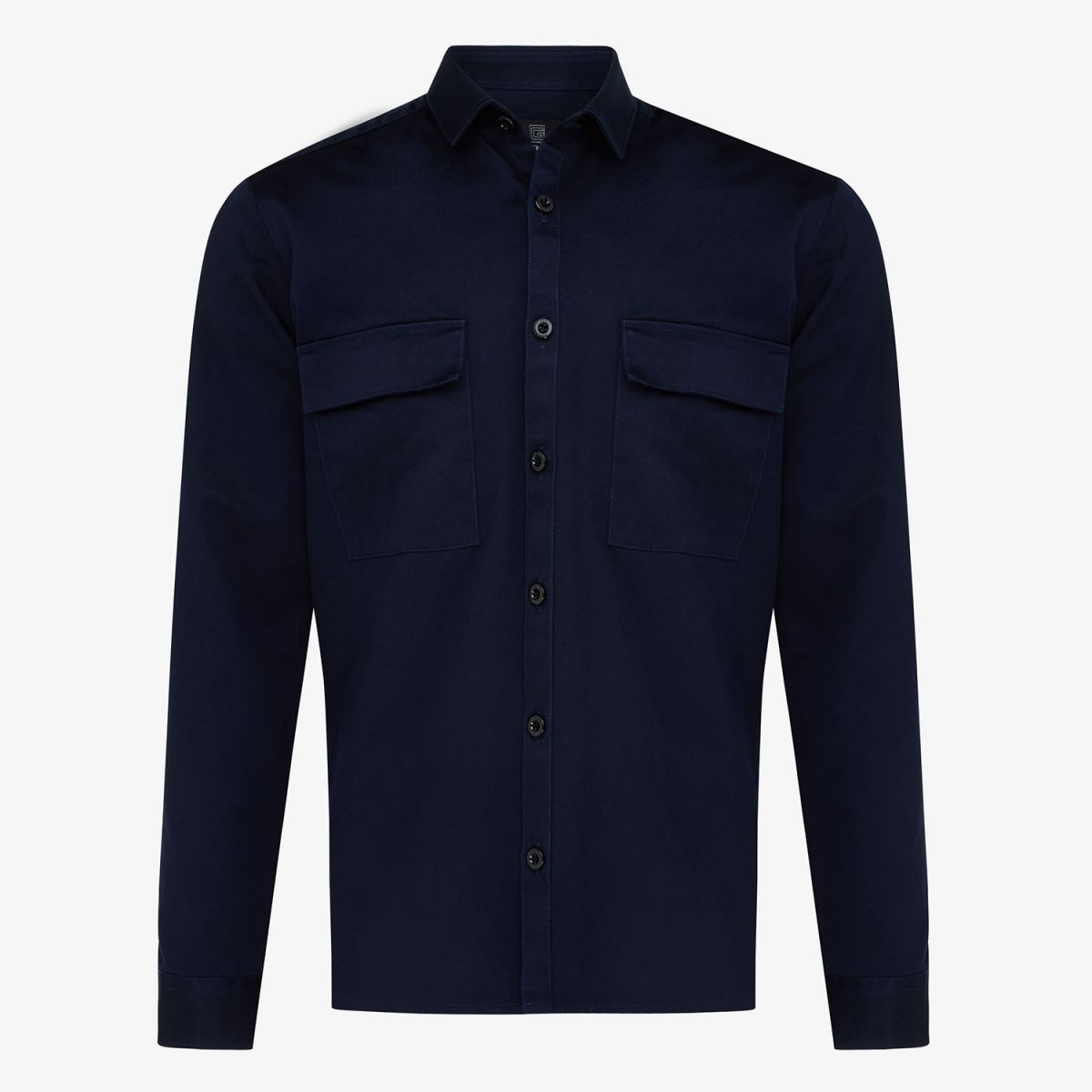 SHIRT JACKET NAVY