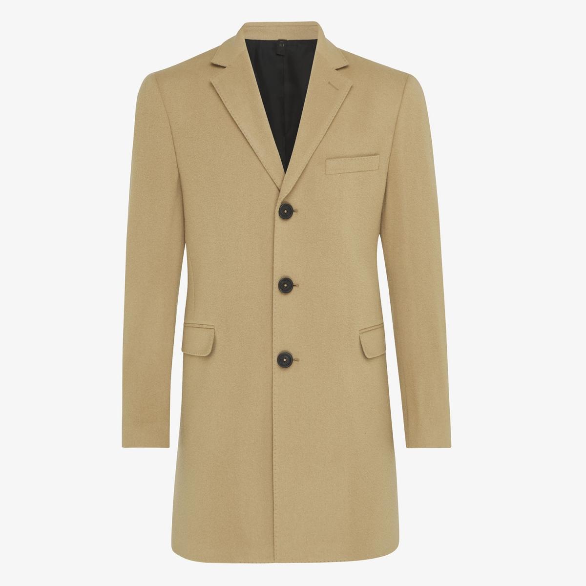 Wol Cashmere Coat