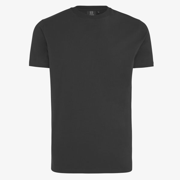 ICE-COTTON T-SHIRT ZWART